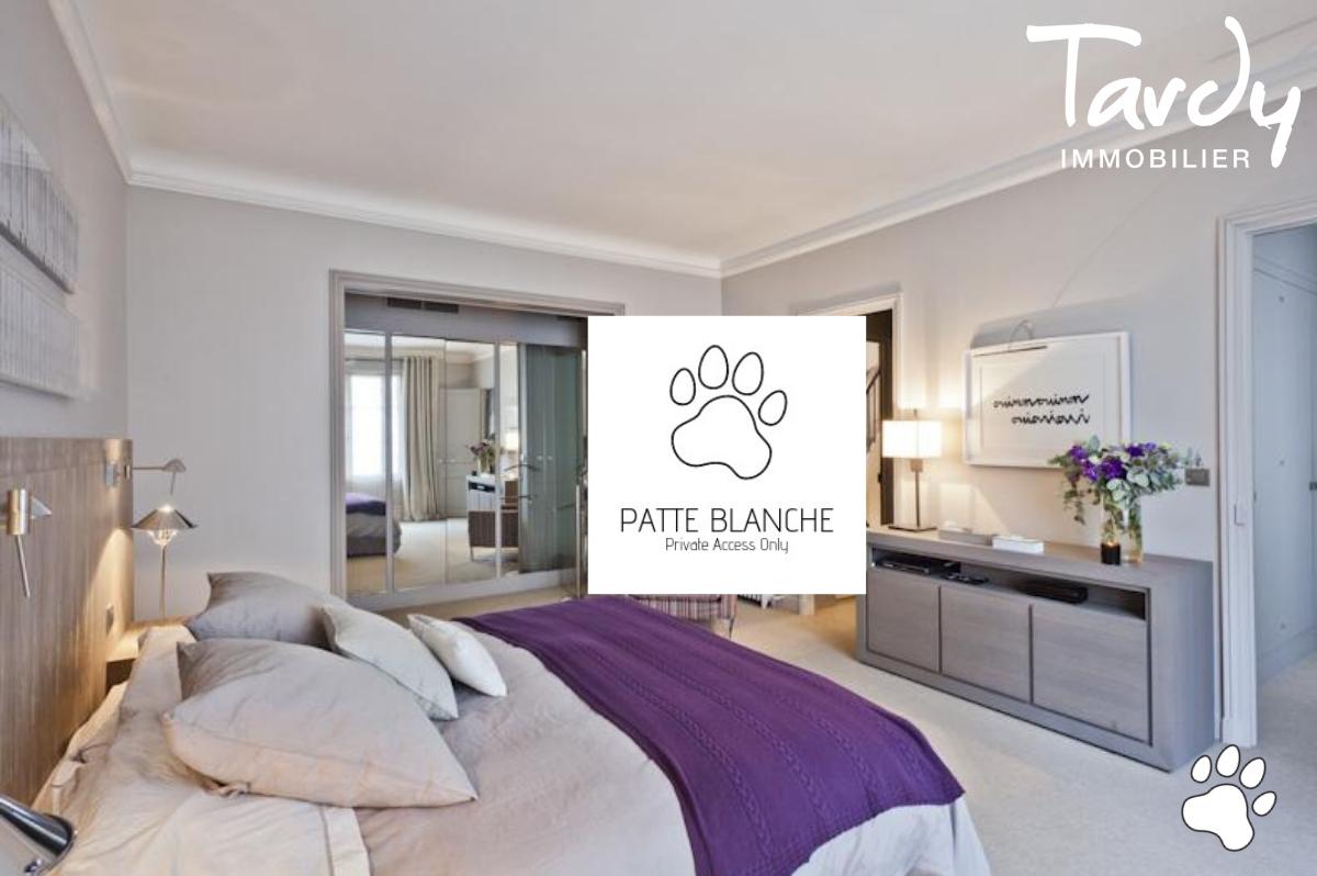 HOTEL PARTICULIER un bien PATTE BLANCHE 1ère Marque OFF MARKET en Immobilier  - Paris 16ème - PATTE BLANCHE - Paris 16è Hotel Particulier - TARDY IMMOBILIER