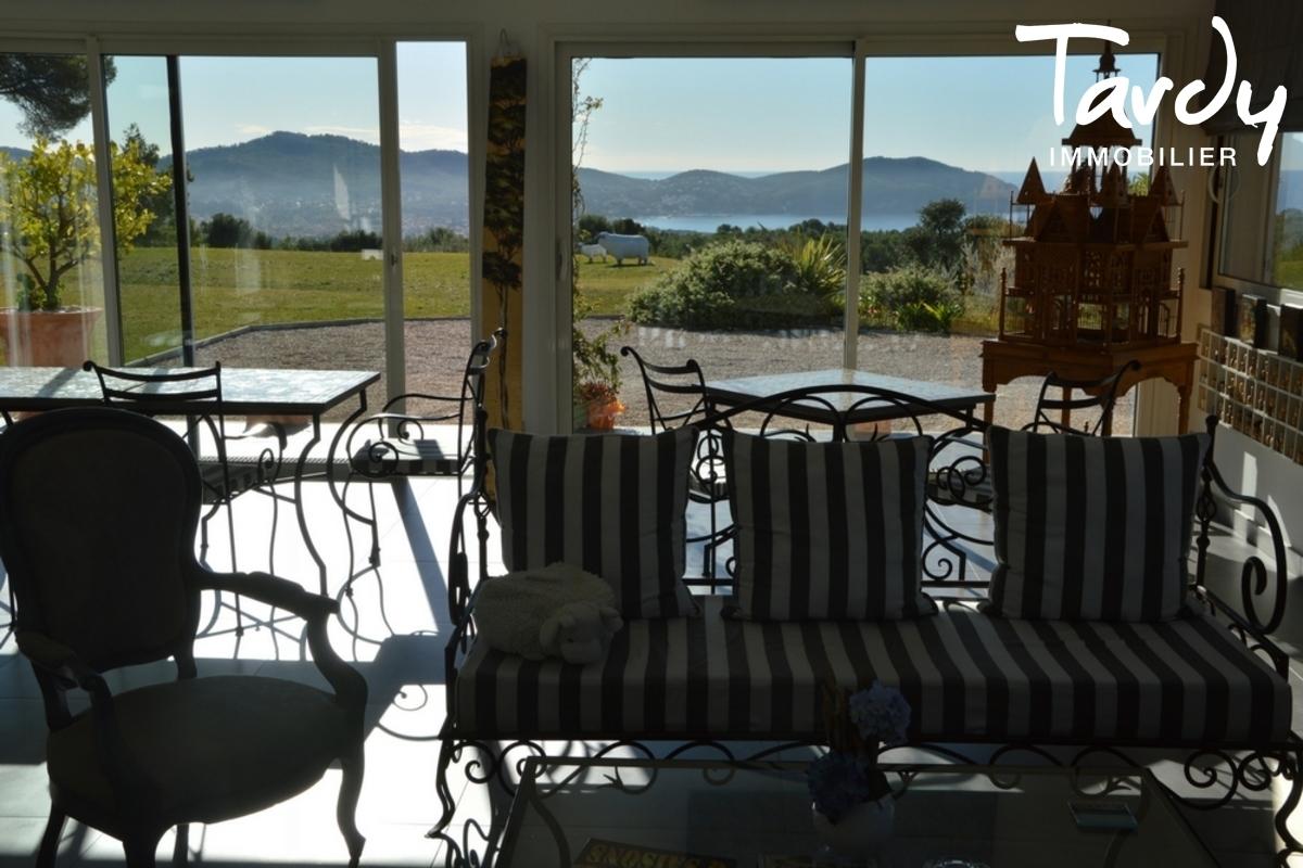 CONTEMPORAINE BELLES PRESTATIONS VUE MER - La Cadière-d'Azur - Villa la cadière d'azur vue mer