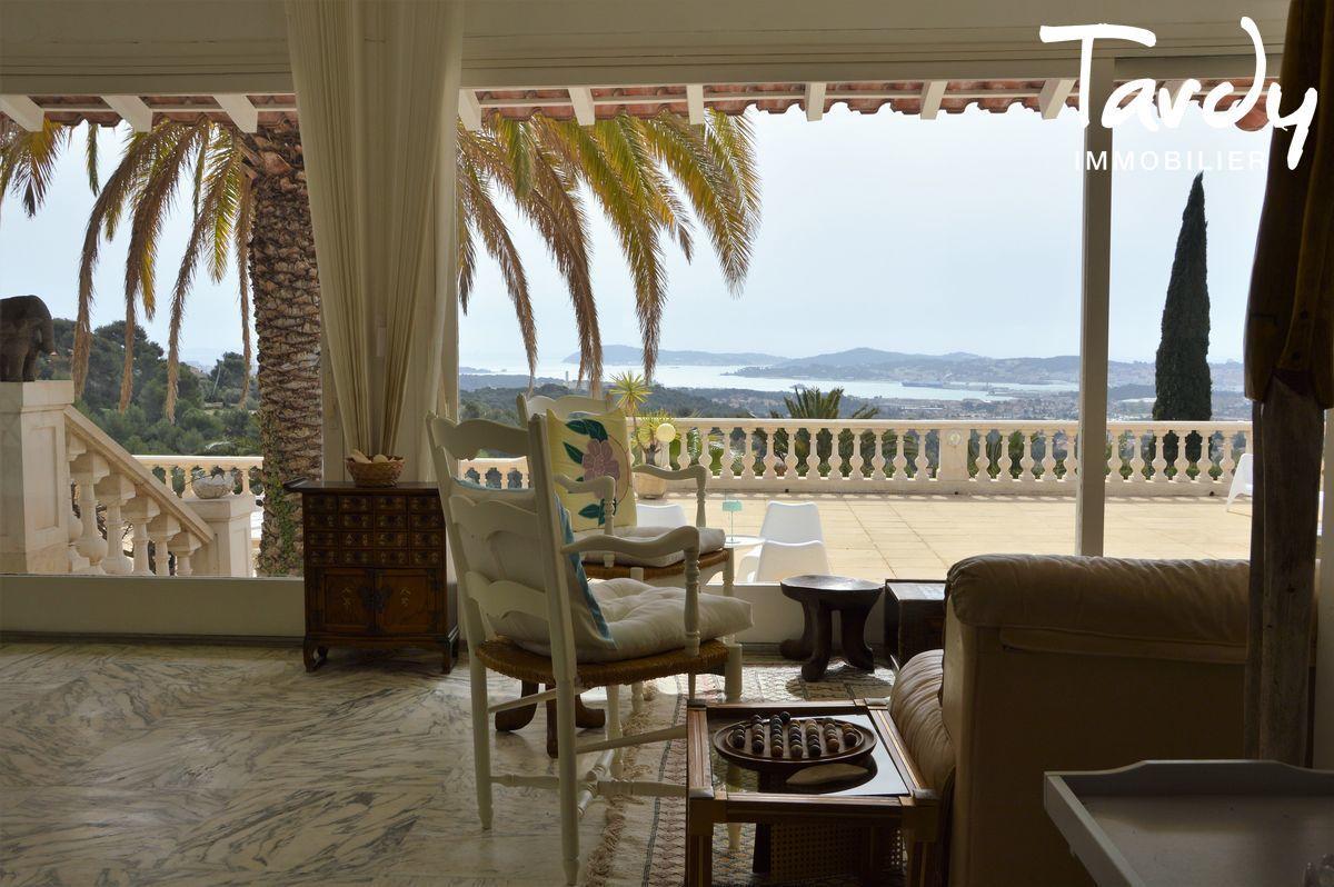 Villa de charme, vue mer à 180° - 83190 Ollioules - Ollioules