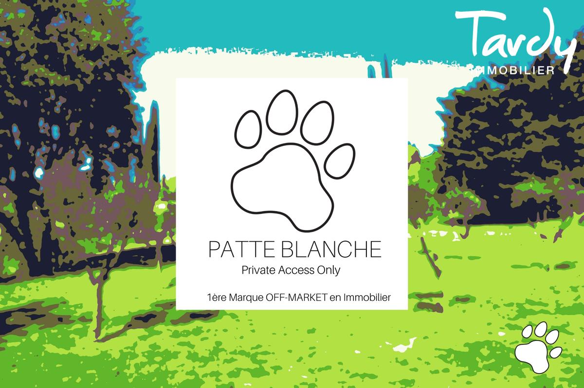 PRESTIGE CHARME ET VUE SUR LA MER, Annoncez sans vous dévoiler avec PATTE BLANCHE  - La Cadière-d'Azur