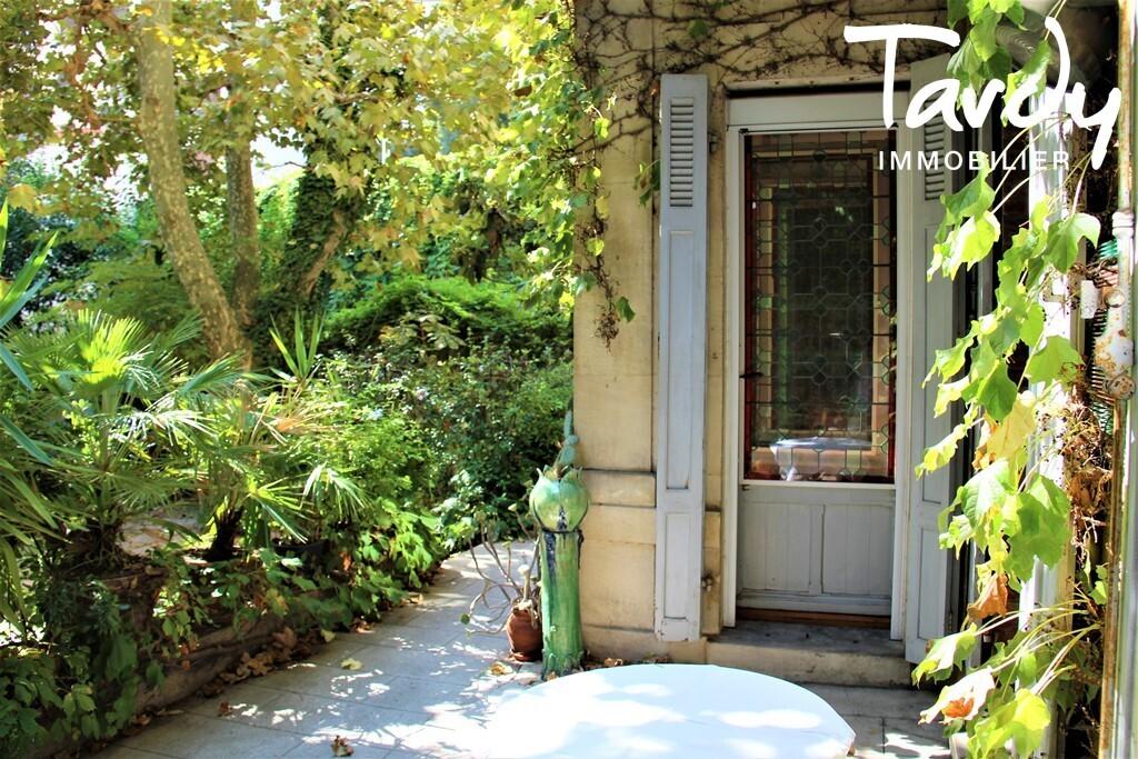 Appartement bourgeois avec jardin - Marseille 8ème - Marseille 8ème