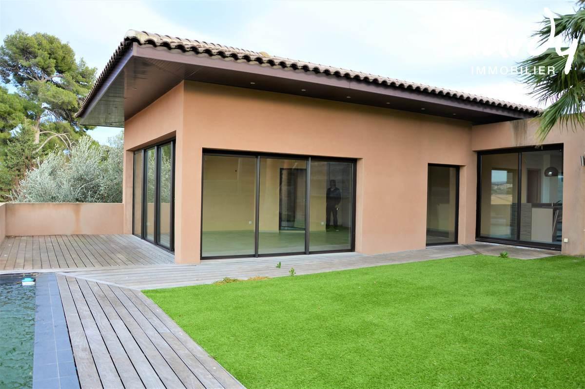 Villa contemporaine Quartier Portissol à Sanary - Sanary-sur-Mer