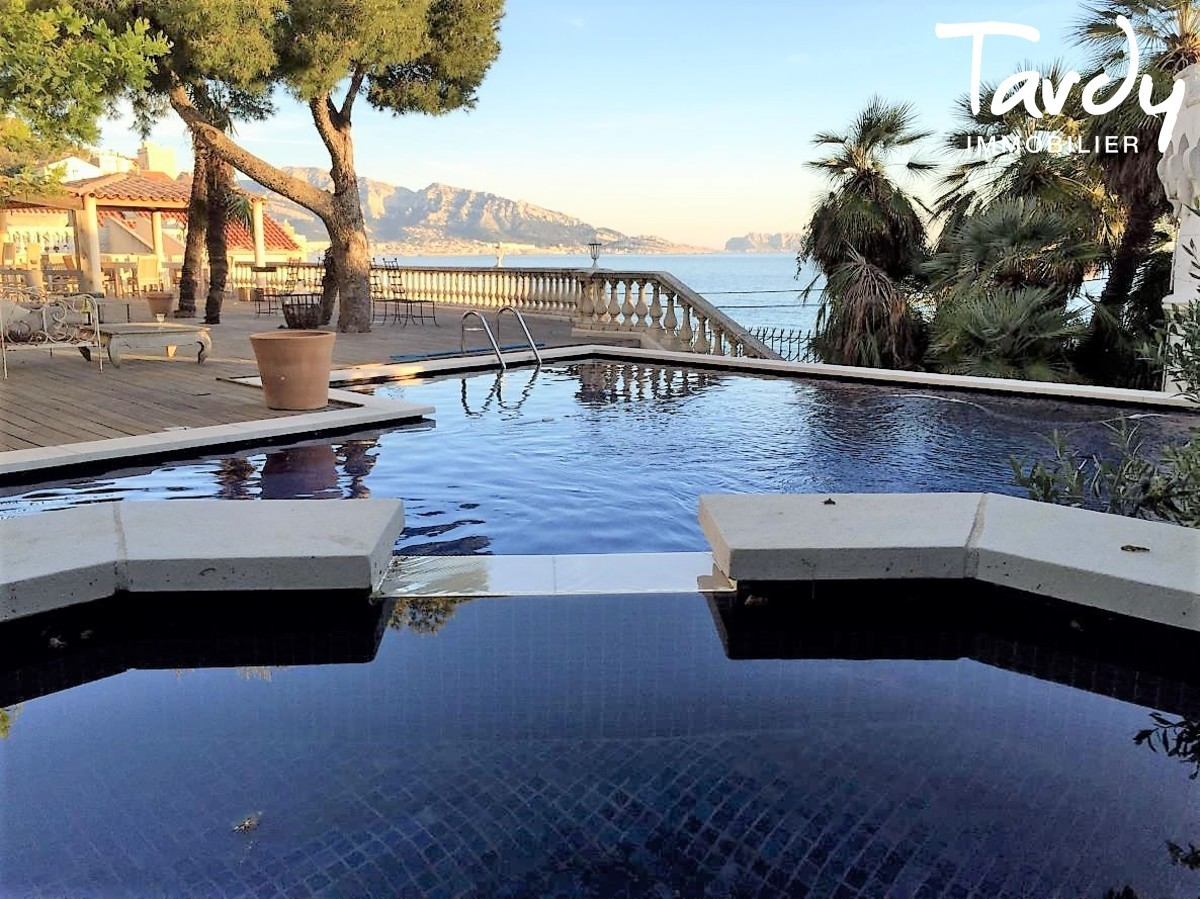 Hotel particulier pleine vue mer - Plage des prophètes 13007 Marseille - Marseille 7ème