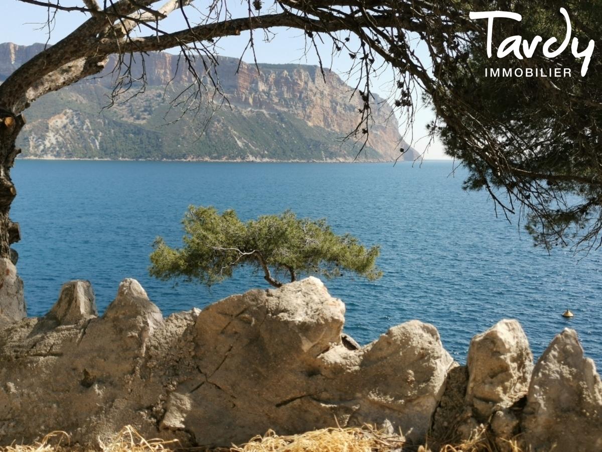 Villa vue mer plage à pieds - à la presqu'île de Cassis - Cassis
