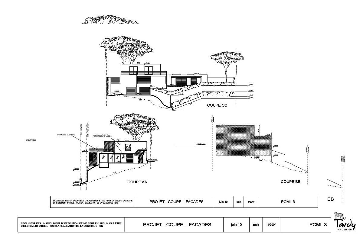 TERRAIN CONSTRUCTIBLE AVEC PC ACCORDE - Marseille 7ème
