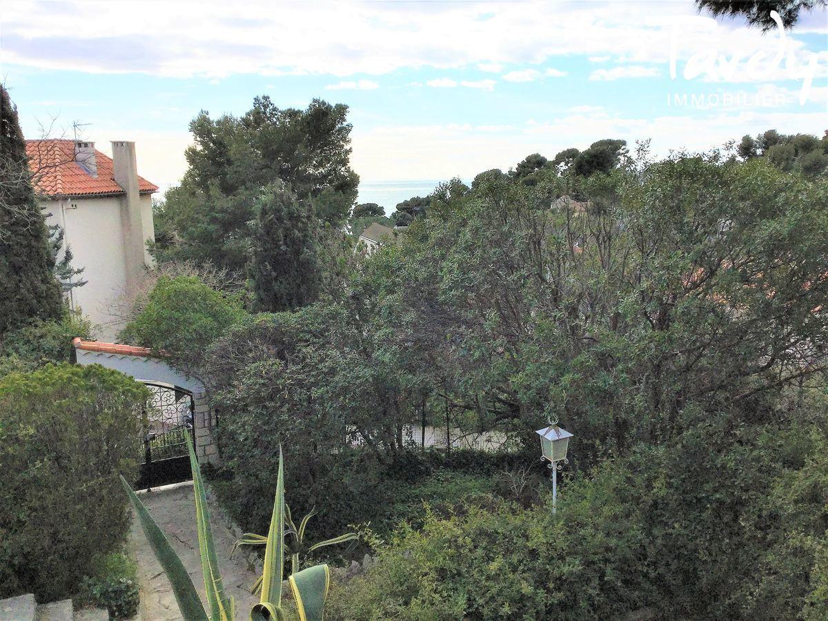 Villa de charme vue mer parc fermé - 13008 Marseille - Marseille 8ème