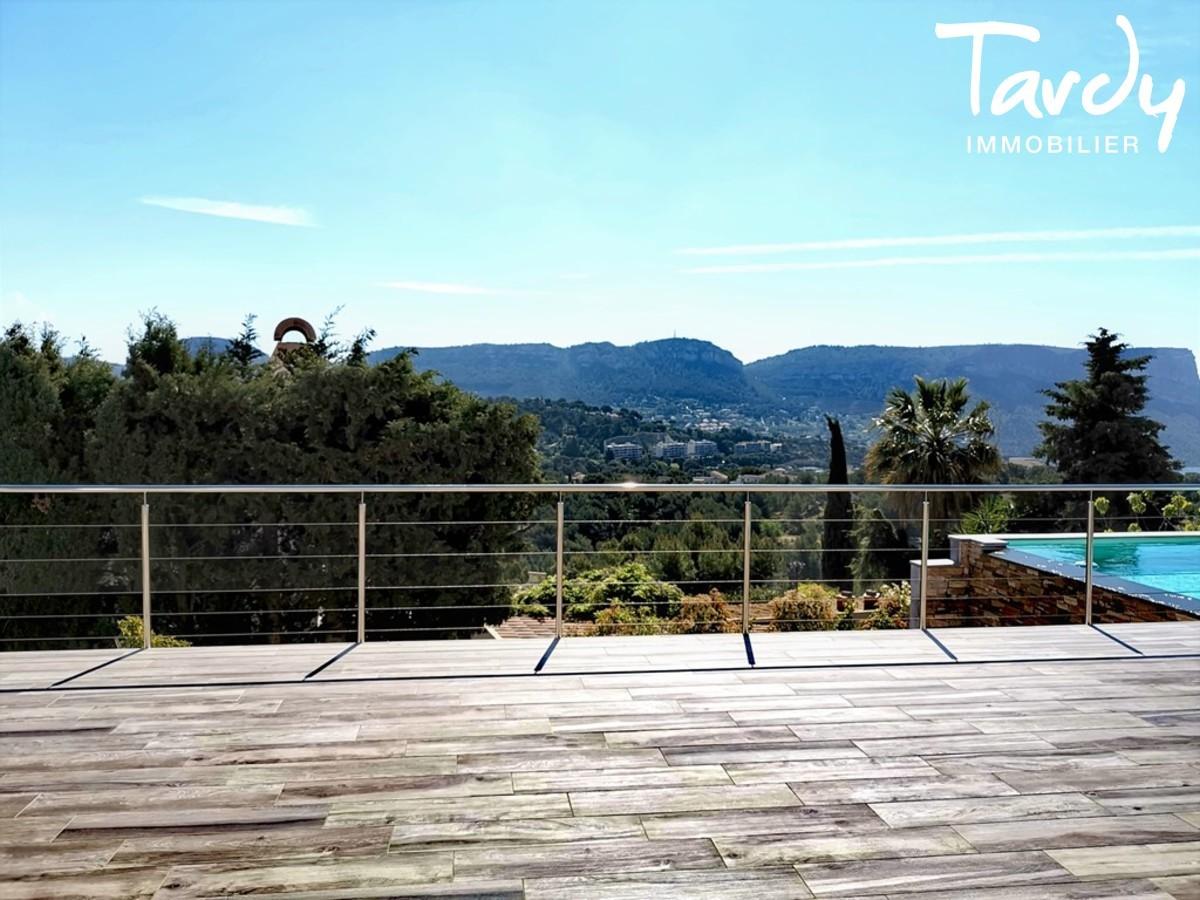 Villa contemporaine, rénovée vue panoramique mer - Cassis - Cassis