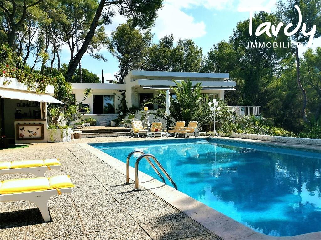 Villa de caractère vue dégagée - Les Jeannots 13260 Cassis - Cassis
