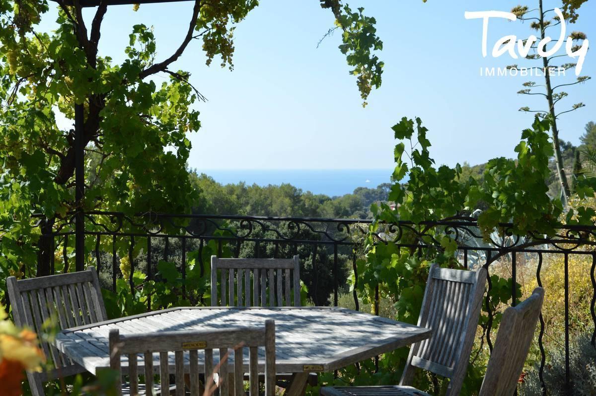 Propriété familiale, 3 hectares charme vue mer - Fontsainte 13600 La Ciotat - La Ciotat