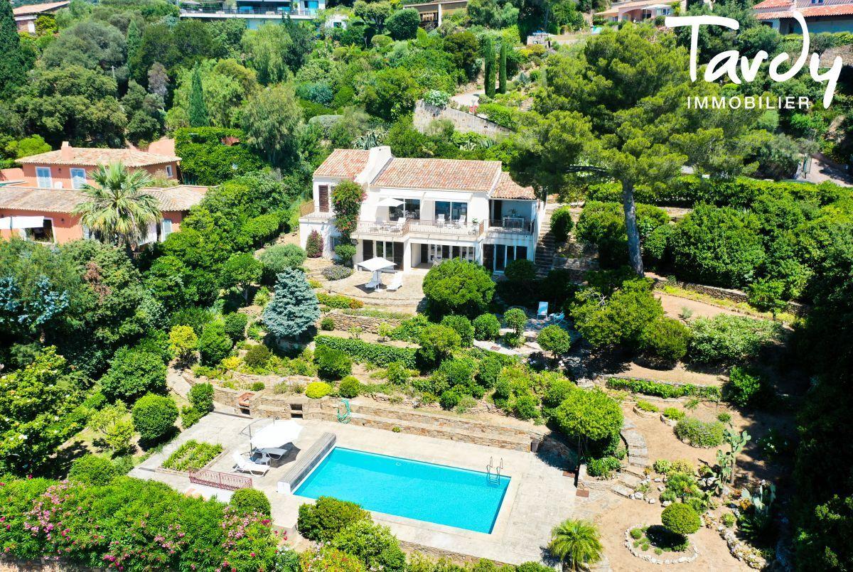 Villa familiale, vue mer - Aiguebelle 83980 Le Lavandou - Le Lavandou - Aiguebelle