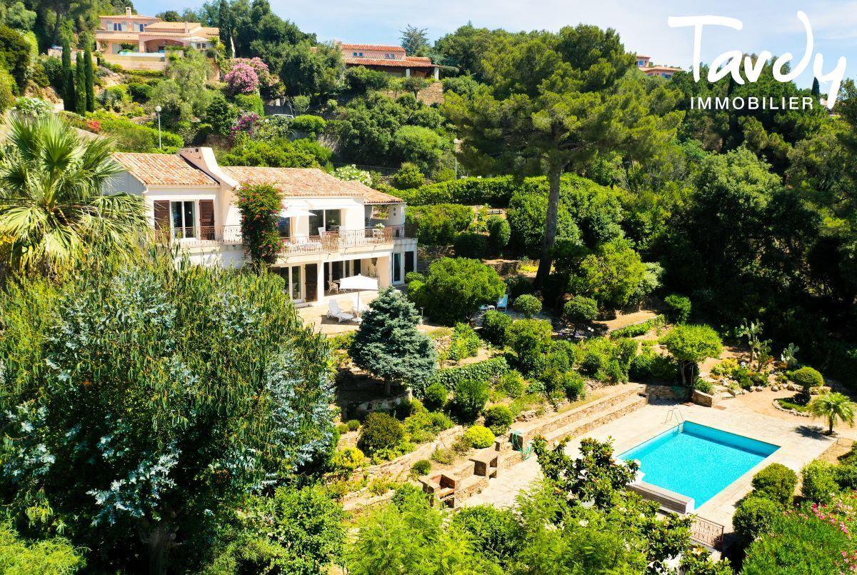 Villa familiale, vue mer - Aiguebelle 83980 Le Lavandou - Le Lavandou - Villa prestige