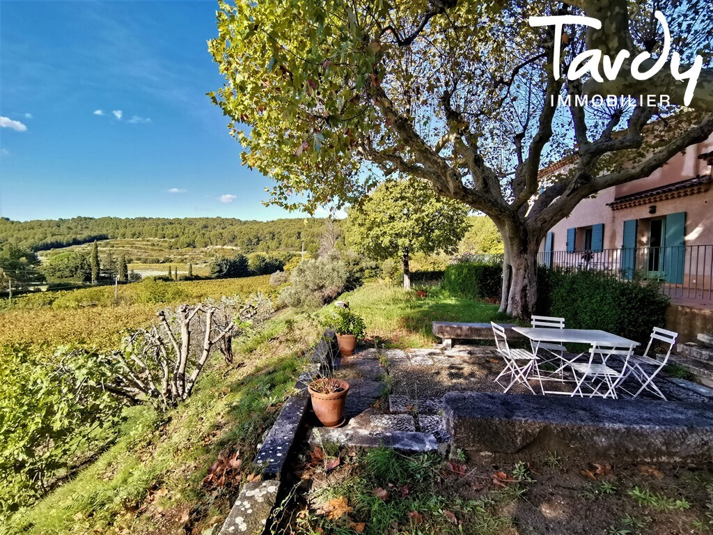 Villa charme, potentiel vue mer et vignes - Les Jeannots 13260 Cassis - Cassis