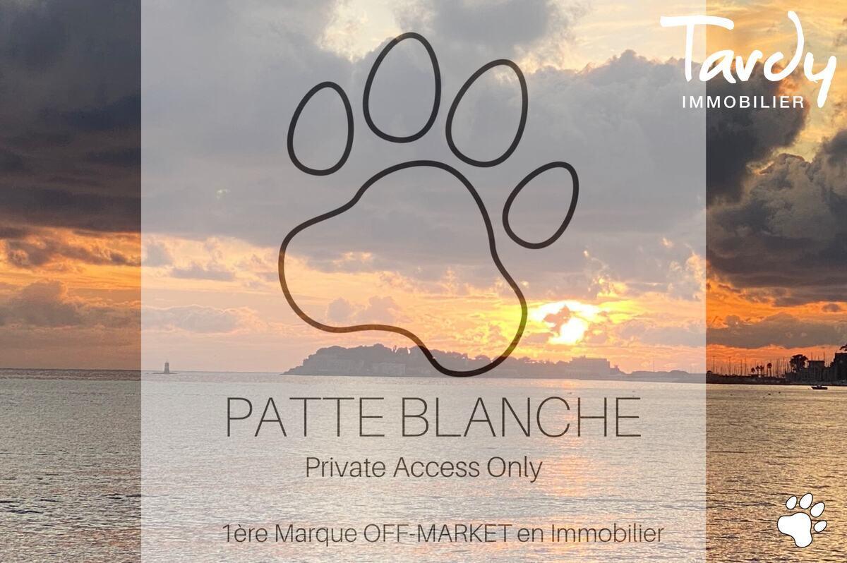 LE CHARME D'UNE TRES BELLE RENOVATION AVEC PLEINE VUE MER PATTE BLANCHE - Sanary-sur-Mer - PATTE BLANCHE SANARY SUR MER