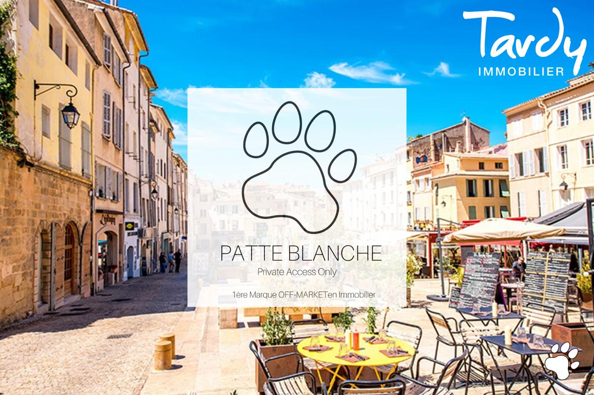 3 KM DU COURS MIRABEAU, PROPRIETE DE CHARME EN PIERRE - Aix-en-Provence