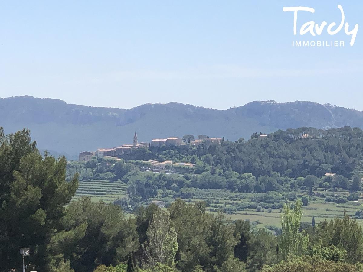 VILLA CADRE CAMPAGNE TRES BELLE VUE DEGAGEE - La Cadière-d'Azur - VILLA DE CHARME