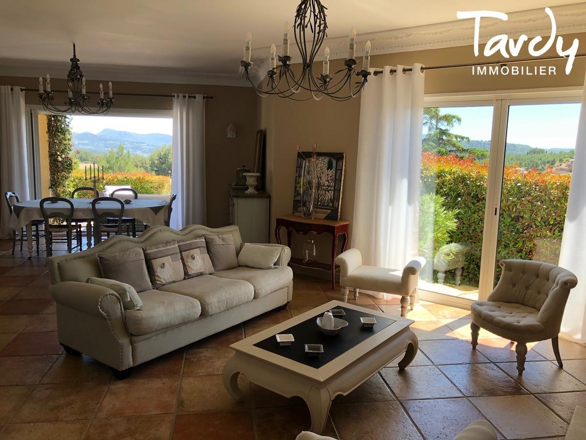 Villa vue dégagée vignes et village - Les Luquettes 83740 La Cadière d'Azur - La Cadière-d'Azur - NOUVEAUTE
