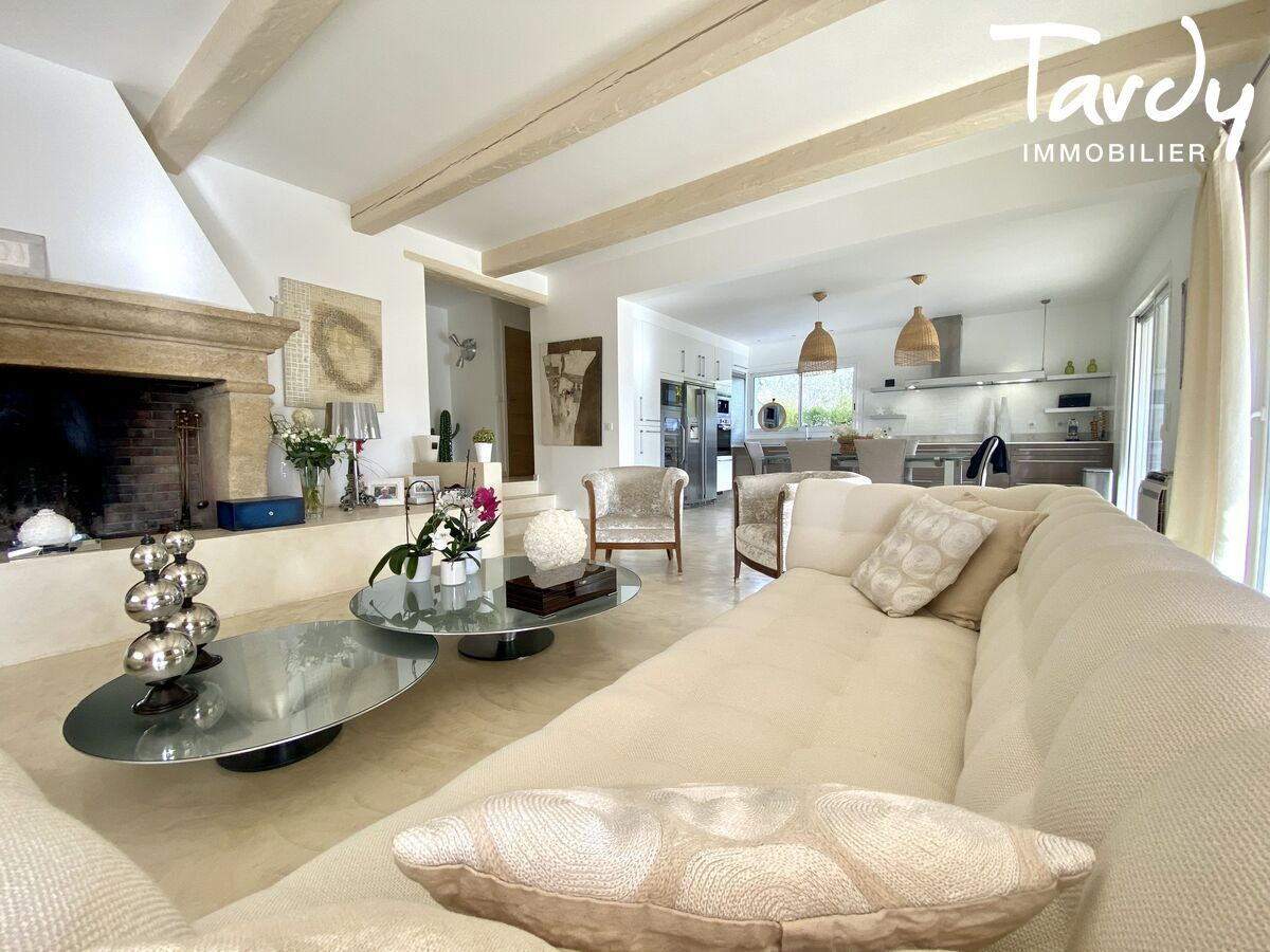 Villa chic charme les hauts de Bandol - Bandol - Belle Villa TARDY Immobilier