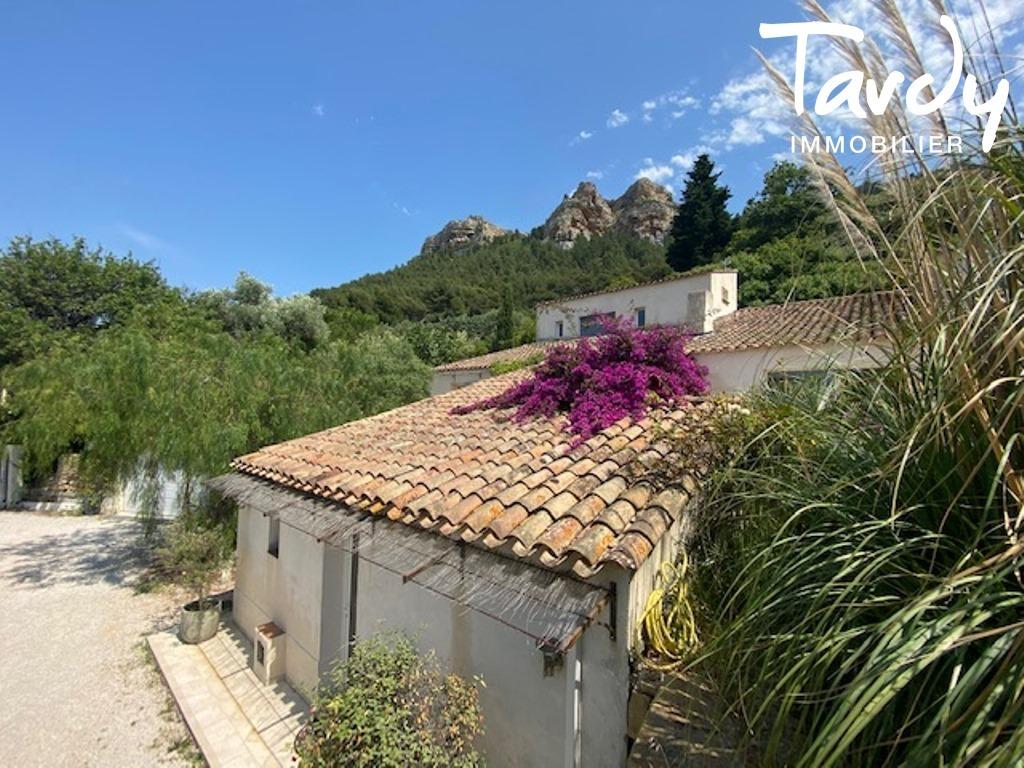 Villa familiale vue dégagée et domaine fermé - Saint Joseph à Cassis - Cassis