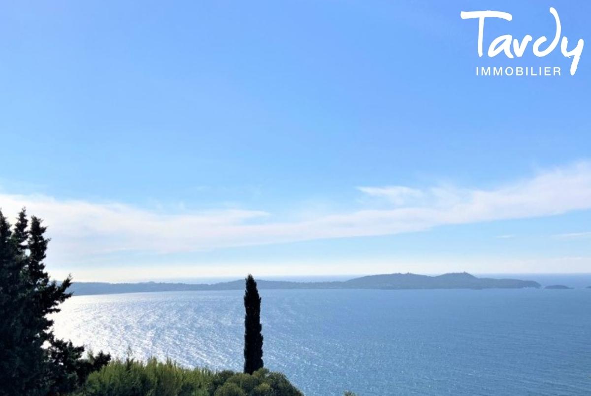 Villa provençale, domaine privé vue mer - Le Mont des Oiseaux 83320 Carqueiranne - Carqueiranne