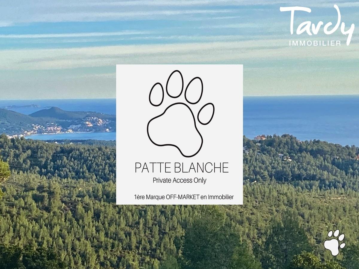 Propriété familiale, vue mer panoramique - 13600 La Ciotat - La Ciotat - PATTE BLANCHE OFF MARKET