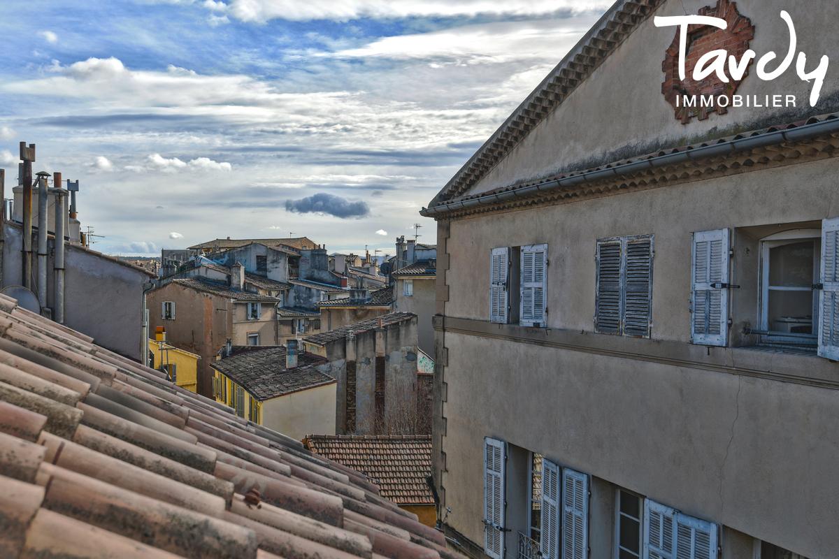 MAISON BOURGEOISE AU CŒUR D'AIX EN PROVENCE AVEC GARAGE - Aix-en-Provence