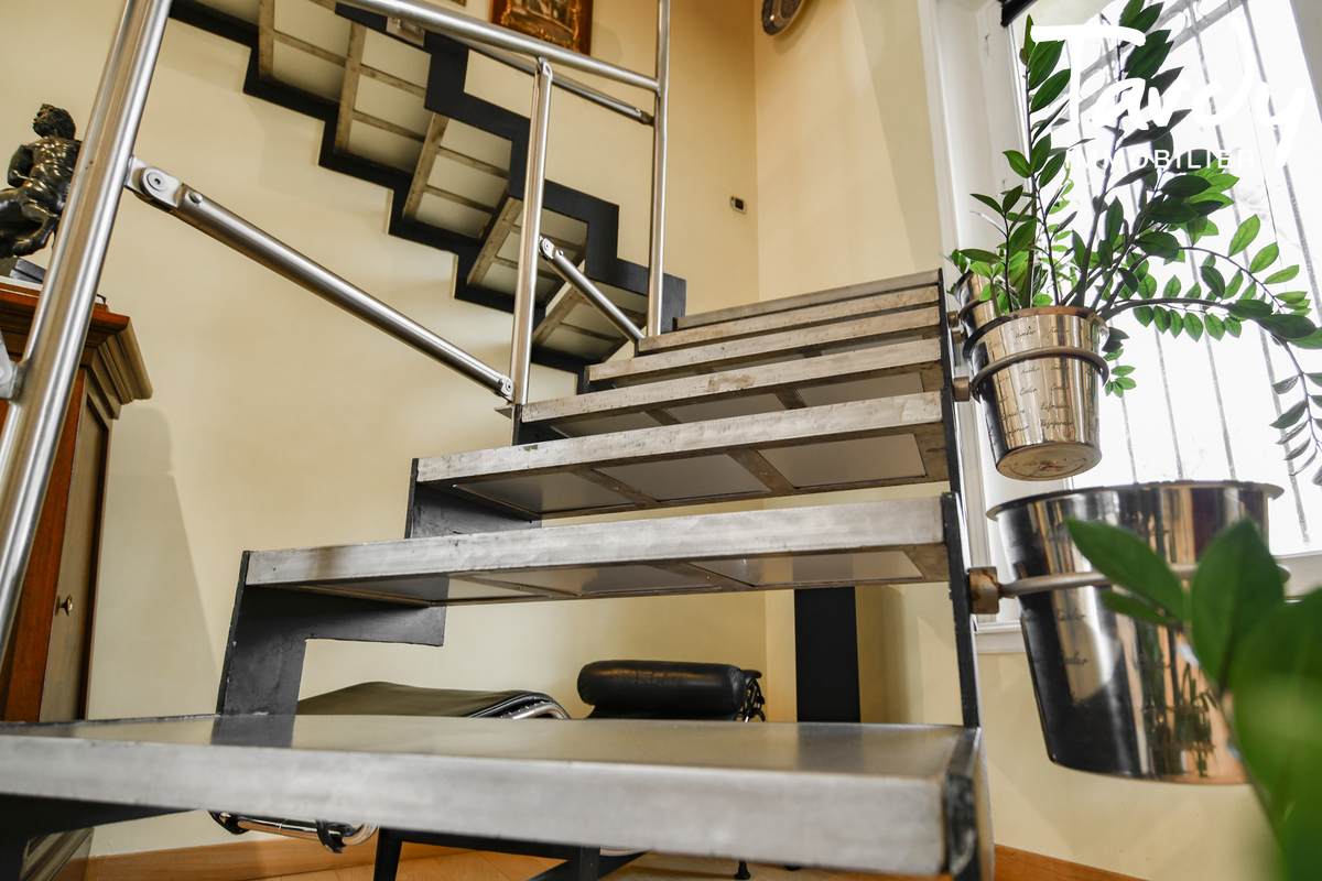 Maison bourgeoise de charme au coeur d'Aix en Provence avec garage - 13100 Aix en Provence - Aix-en-Provence