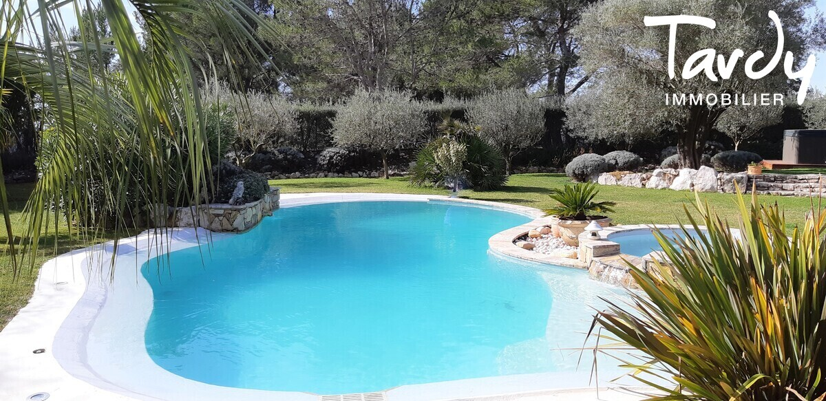 Aix en Provence, belle Maison sur jardin paysagé - Aix-en-Provence