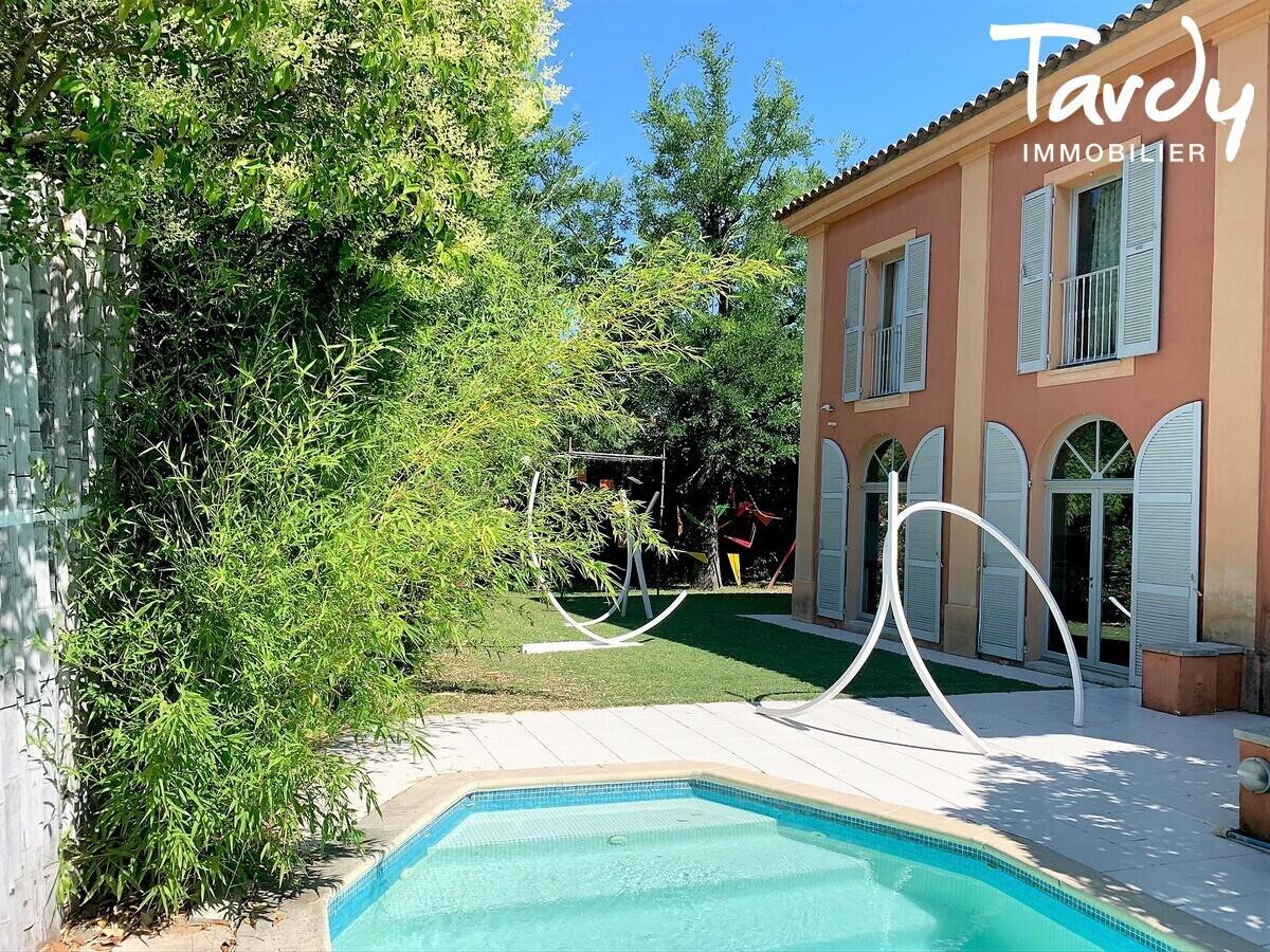 BELLE BASTIDE AVEC PISCINE A 2 PAS DU COURS MIRABEAU - Aix-en-Provence