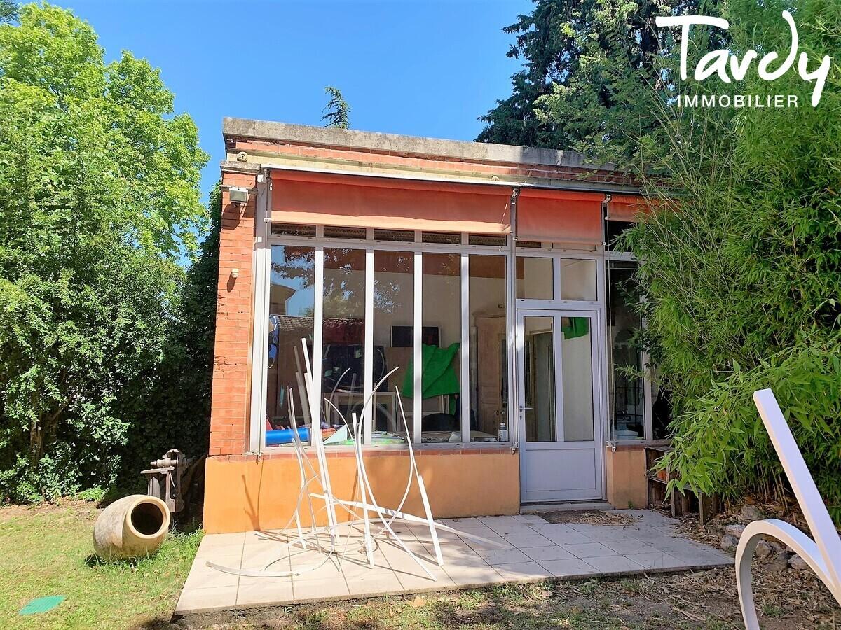 Belle bastide au coeur d'Aix en Provence avec jardin - 13100 Aix en Provence - Aix-en-Provence
