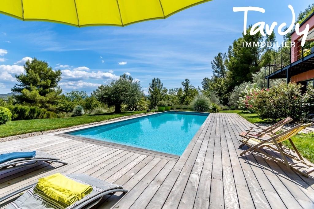 Superbe contemporaine vue imprenable - Proximité 13100 Aix en Provence - Aix-en-Provence