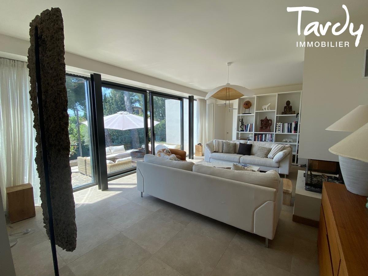 Villa d'architecte vue mer et plage à pieds - Les lecques 83270 Saint Cyr sur Mer - Saint-Cyr-sur-Mer