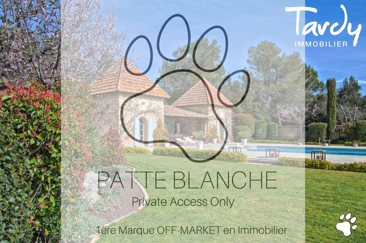 Exceptionnel domaine de caractère proche Aix en Provence - Aix-en-Provence