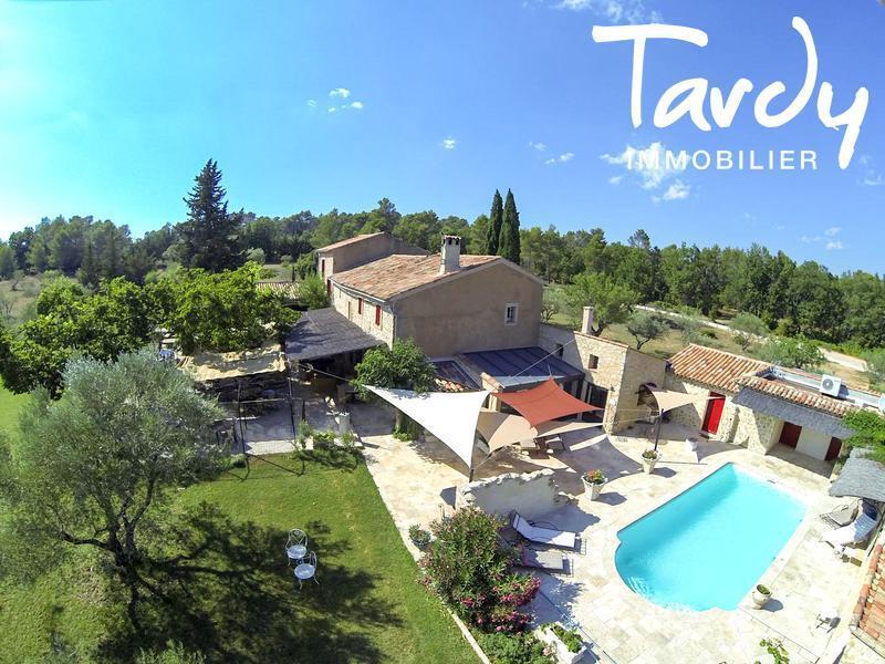 Mas en pierre de caractère en Provence Verte - dépendances et gîtes - Proche 83570 Cotignac - Aix-en-Provence