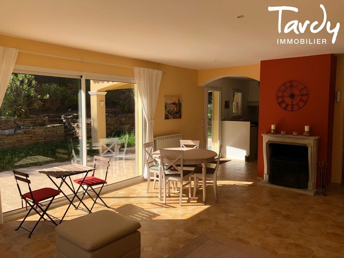 Villa familiale, proche Golf de La Frégate - 83740 La Cadière d'Azur - La Cadière-d'Azur - NOUVEAUTE