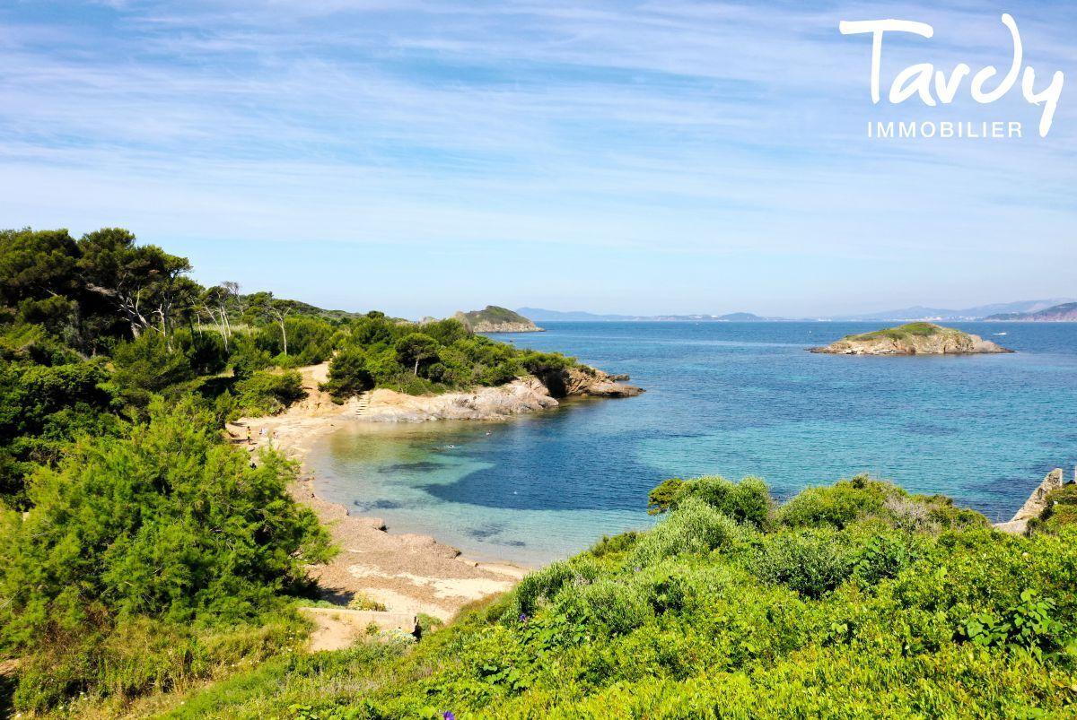 Grande villa, pieds dans l'eau domaine privé - La Madrague 83400 Hyères - Hyères - Presqu'île de Giens