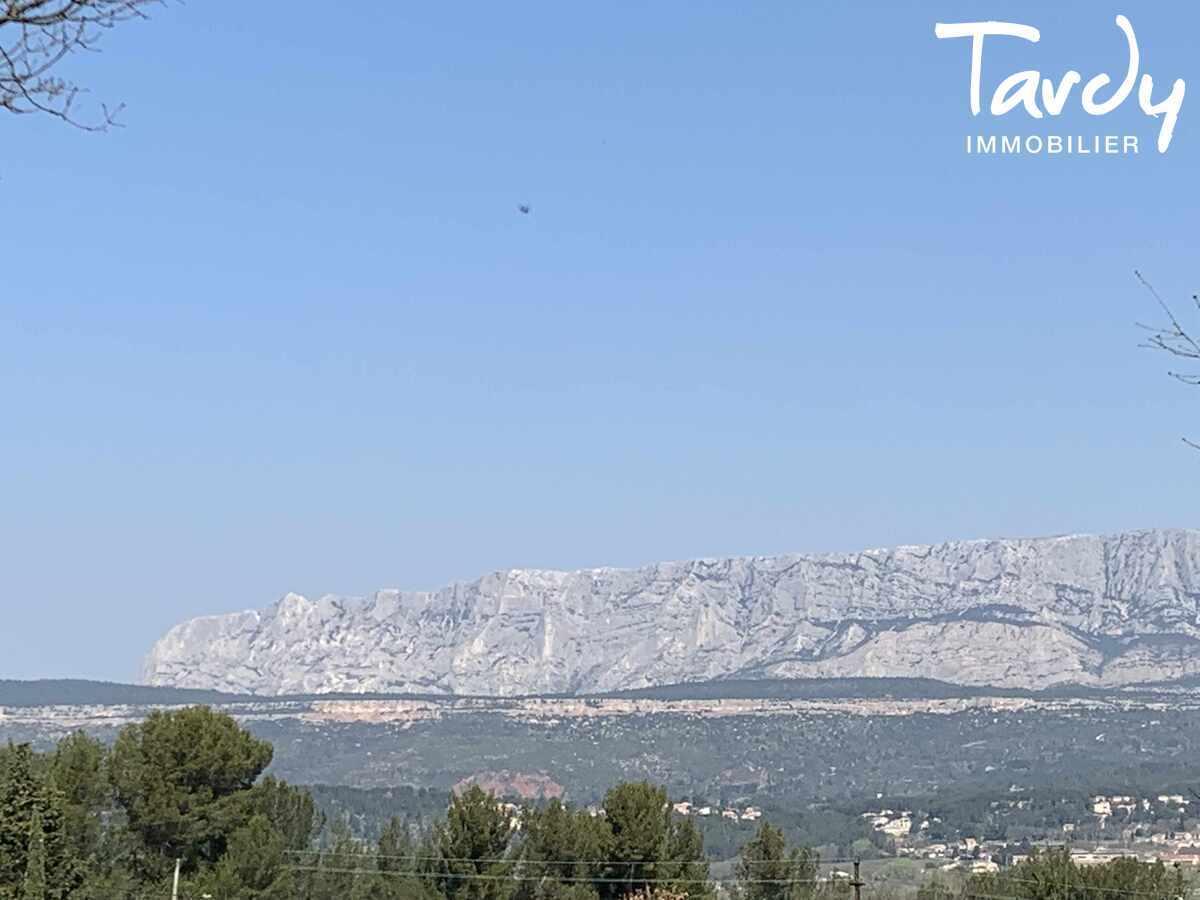 A 15 MINUTES D'AIX-EN-PROVENCE BELLE BASTIDE AUX VOLUMES GENEREUX - Aix-en-Provence