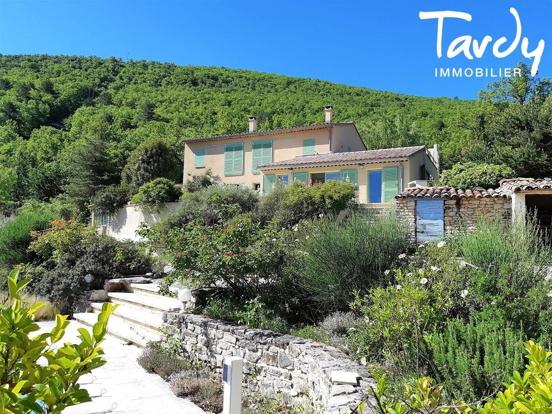 Belles Maison vue dominante sur le Luberon - Proximité 84480 Bonnieux - Bonnieux