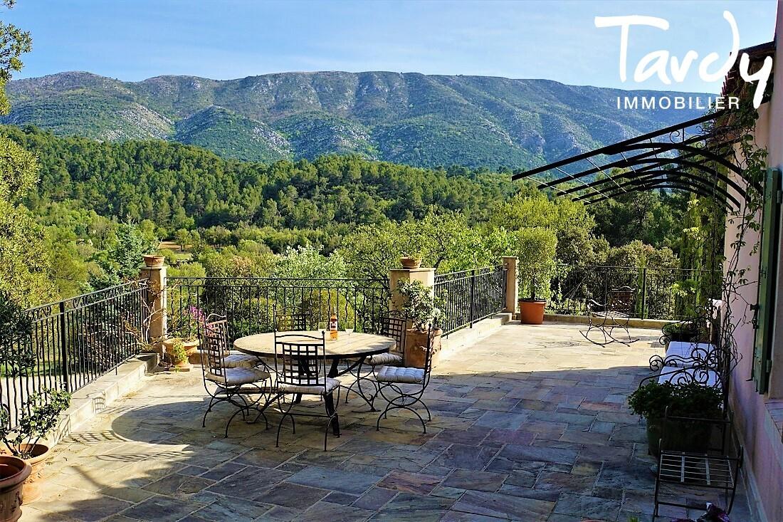 Superbe Maison proche Aix en Provence vue panoramique Sainte Victoire - Aix-en-Provence