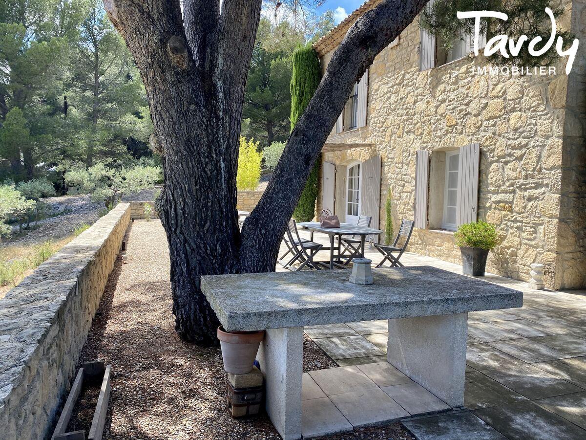 Beau Mas en pierre - 13520 Les Baux-de-Provence - Les Baux-de-Provence