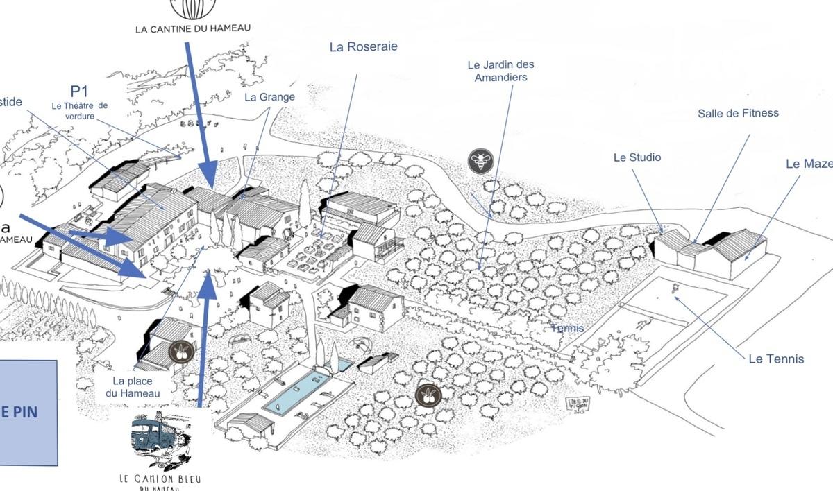 Domaine d'exception de caractère pour événementiel - LES ALPILLES - Maussane-les-Alpilles