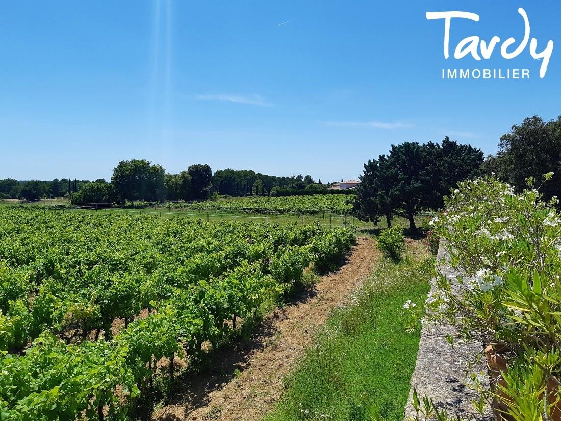 Proche Aix en Provence Mas en pierre du 18è sur 9,4 hectares  - Aix-en-Provence