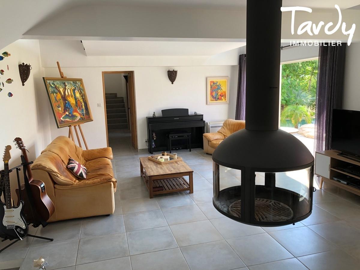 Villa contemporaine à 3 min. à pieds de la plage d'Arène Cros à La Ciotat - La Ciotat - NOUVEAUTE TARDY IMMOBILIER