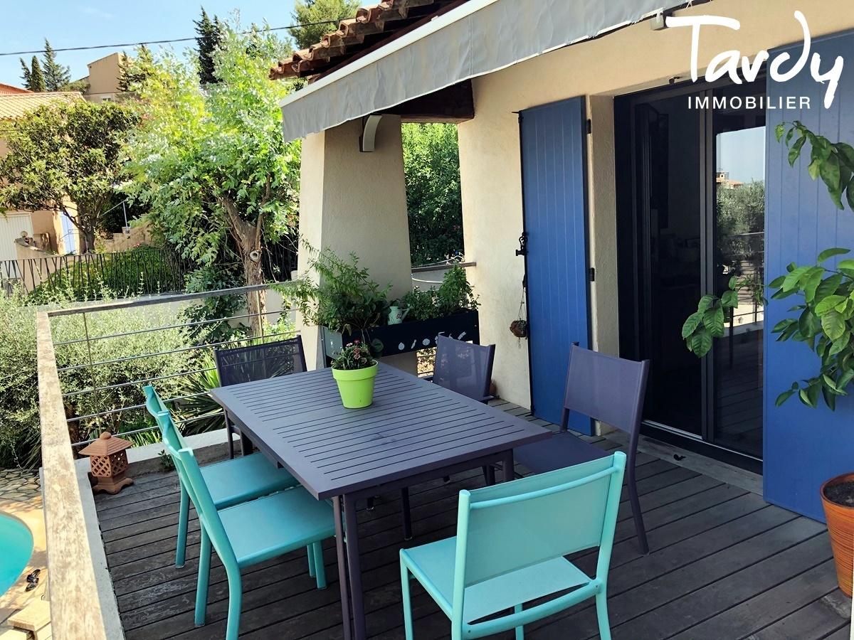 Maison familiale avec piscine à La Ciotat - La Ciotat - PATTE BLANCHE