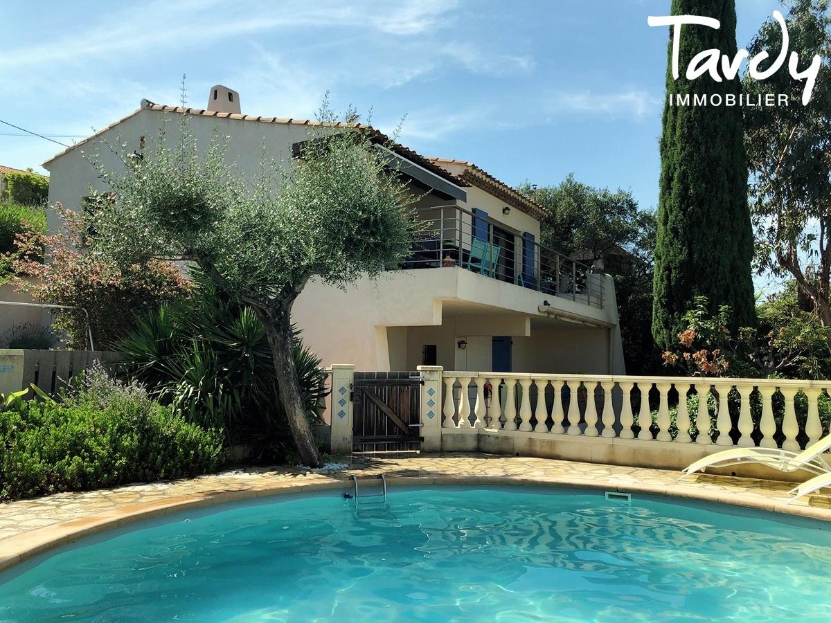 Maison familiale avec piscine à La Ciotat - La Ciotat - TARDY IMMOBILIER