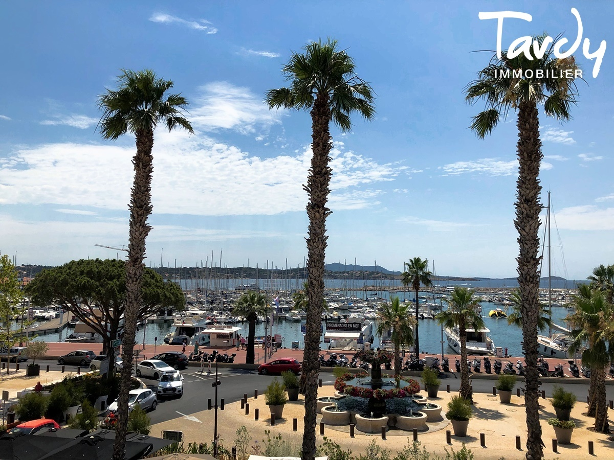 Appartement 3 pièces, vue mer, tout à pieds - Le Port 83150 Bandol - Bandol - NOUVEAUTE TARDY IMMOBILIER