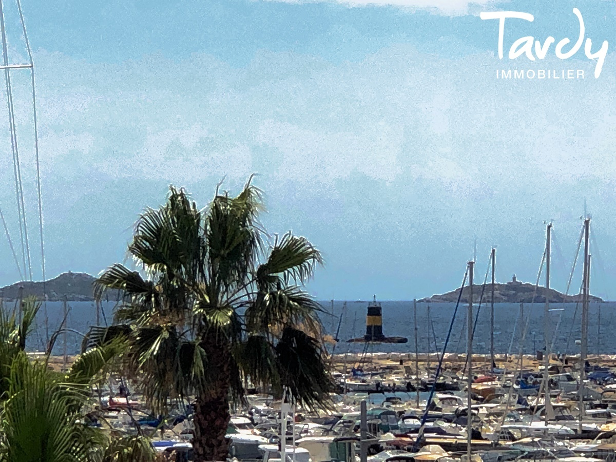 Appartement 3 pièces, vue mer, tout à pieds - Le Port 83150 Bandol - Bandol - BANDOL