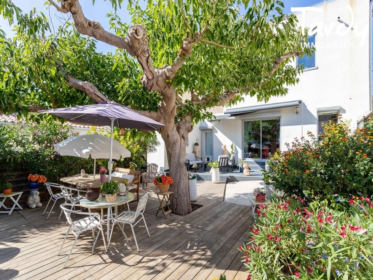 Villa de charme, port à pieds - La Madrague de Montredon 13008  Marseille 8ème - Marseille 8ème
