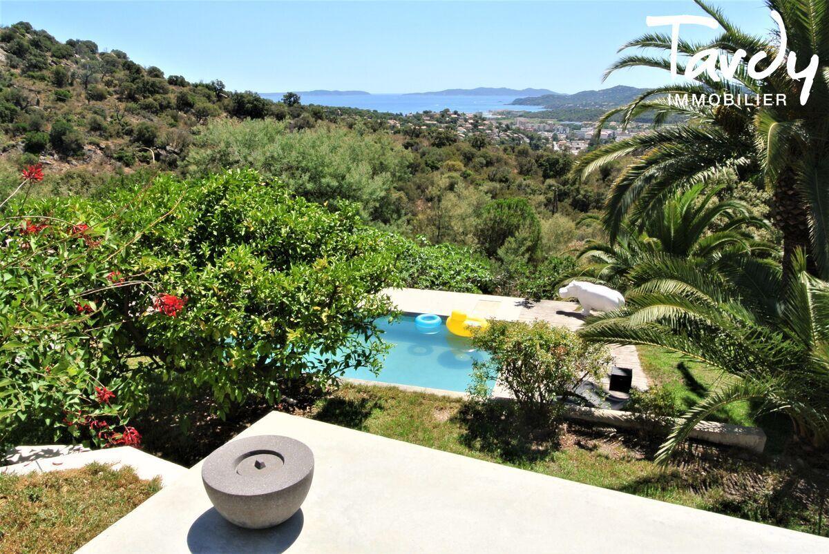 Villa contemporaine, campagne vue mer - 83230 Bormes les Mimosas Le Lavandou - Bormes-les-Mimosas - Bormes les Mimosas