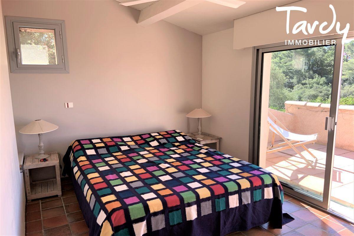 Villa vue mer domaine privé et accès mer - Les Bonnettes 83220 Le Pradet - Le Pradet