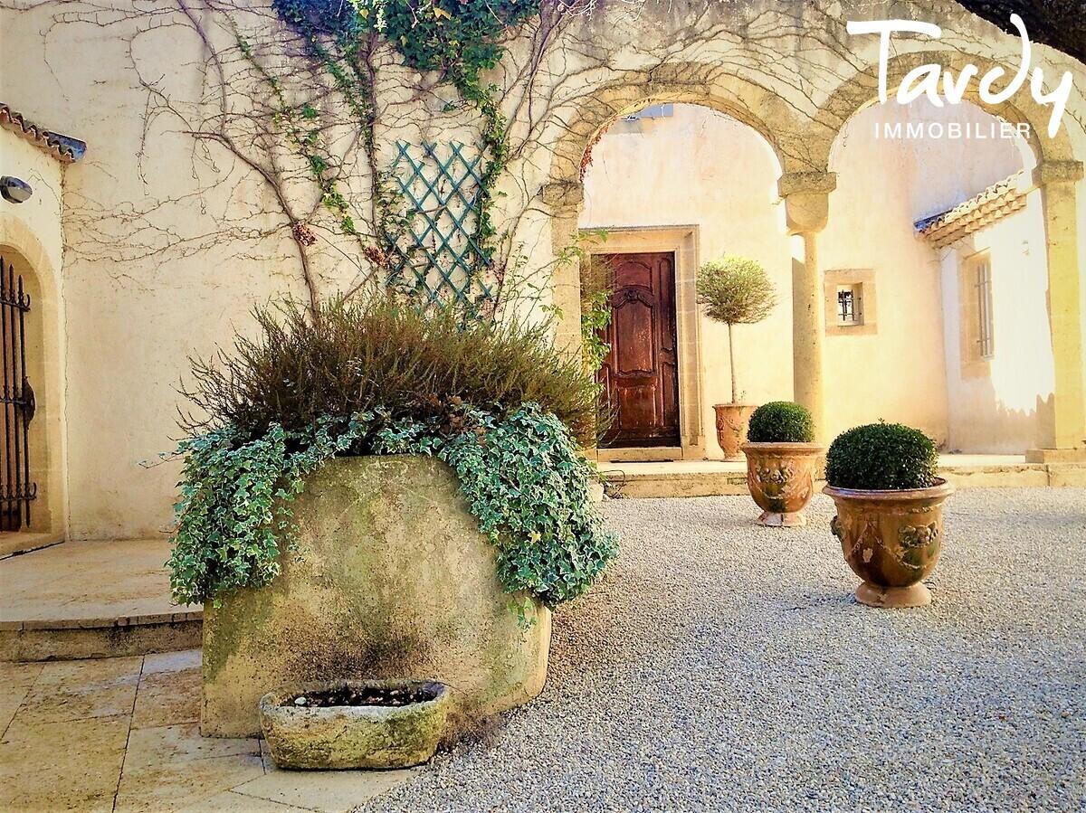 Propriété sur 1.7 hectares - Mas authentique - Proche 13100 Aix en Provence - Aix-en-Provence
